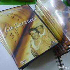 Vídeos y DVD Musicales: 11 DVDS DE LA COLECCION LA ZARZUELA , VERSION DE JOSE LUIS MORENO - N 2. Lote 267734324