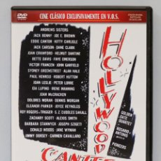 Vidéos y DVD Musicaux: DVD. HOLLYWOOD CANTEEN. Lote 268776934