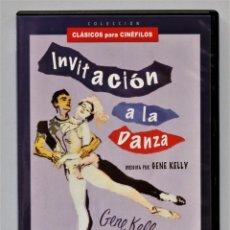 Vidéos y DVD Musicaux: DVD. INVITACION A LA DANZA. Lote 268779599