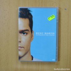 Vídeos y DVD Musicales: RICKY MARTIN - THE RICKY MARTIN VIDEO COLLECTION - DVD. Lote 269061638