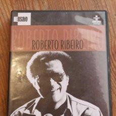 Vídeos y DVD Musicales: ROBERTO RIBEIRO - DVD (C5). Lote 270541088