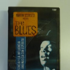 Vidéos y DVD Musicaux: MARTIN SCORSESE // THE BLUES // COLECCION COMPLETA // 7 DVD // 2003 // DVD. Lote 270562798