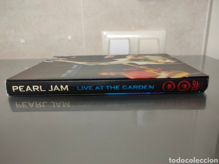 Vídeos y DVD Musicales: DVD DOBLE PEARL JAM LIVE AT THE GARDEN 2003 - Foto 7 - 275272008