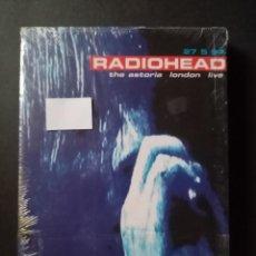 Vídeos y DVD Musicales: RADIOHEAD - 27 5 94 THE ASTORIA LONDON LIVE - DVD 2005 - PARLOPHONE (NUEVO / PRECINTADO). Lote 276391878