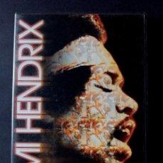 Vídeos y DVD Musicales: JIMI HENDRIX - DVD 2000 - WARNER. Lote 276398133