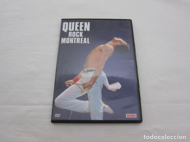 ROCK MONTREAL - QUEEN (Música - Videos y DVD Musicales)