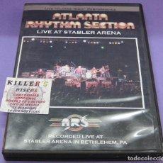 Vídeos y DVD Musicales: ATLANTA RHYTHM SECTION - LIVE AT STABLER ARENA DVD. Lote 277706243
