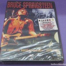 Vídeos y DVD Musicales: BRUCE SPRINGSTEEN - VIDEO ANTHOLOGY / 1978-2000 [DVD] - PRECINTADO. Lote 277706918