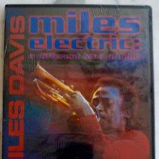 Vídeos y DVD Musicales: MILES DAVIS. MILES ELECTRIC.CONCIERTO ISLA DE WIGHT. DVD CON EXTRAS AUN PRECINTADO. Lote 278377283