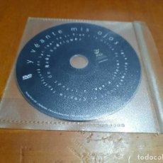 Vídeos y DVD Musicales: Y VEANTE MIS OJOS. RAÚL RODRÍGUEZ. DVD EN FUNDA DE PLÁSTICO. BUEN ESTADO. Lote 278637898