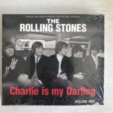Vídeos y DVD Musicales: ROLLING STONES - CHARLIE IS MY DARLING - DVD ABKCO 2020 NUEVO - DIGIPAK - COLLECTION EL PAÍS. Lote 279519678