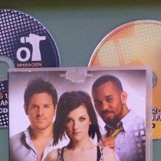 Vídeos y DVD Musicales: OPERACIÓN TRIUNFO CD + DVD 2008 GALA 12 13 14 Y GRAN FINAL + 5€ CN + 12€ EU +16€ RESTO PAISES. Lote 279579198
