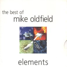 Vídeos e DVD Musicais: MIKE OLDFIELD – ELEMENTS (THE BEST OF MIKE OLDFIELD). Lote 284190718