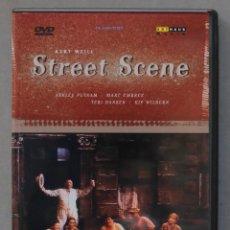 Vídeos y DVD Musicales: DVD. STREET SCENE. WEILL. Lote 285316178