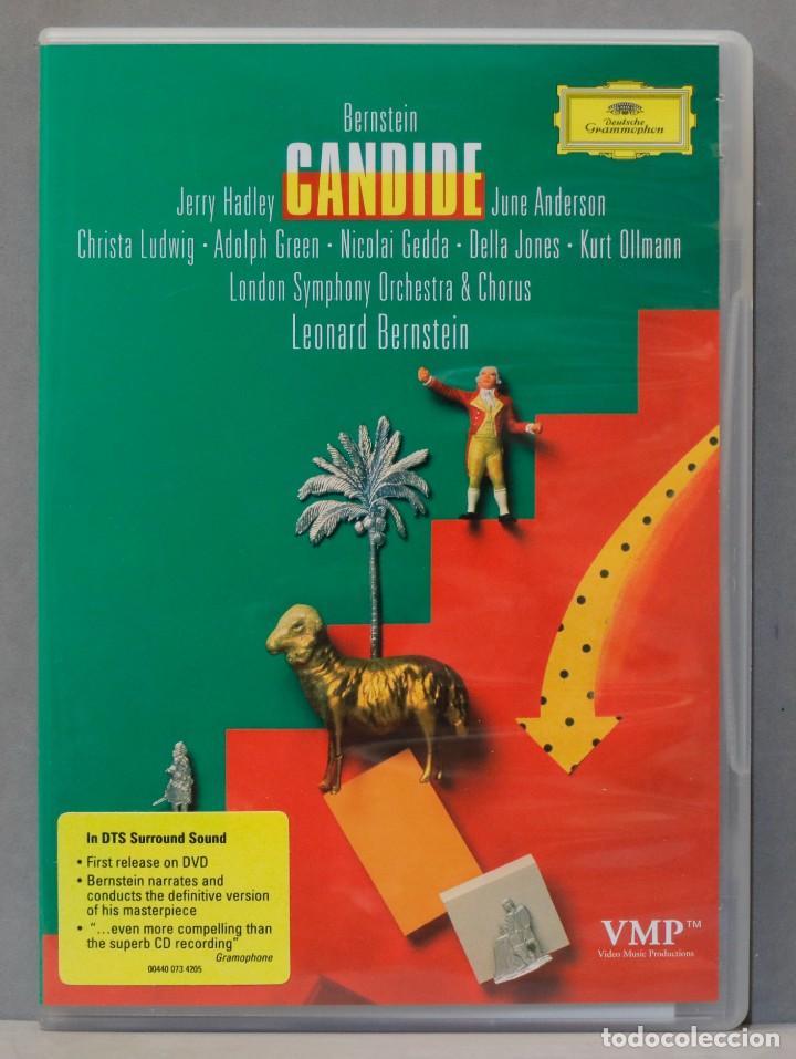DVD. CANDIDE. BERNSTEIN (Música - Videos y DVD Musicales)