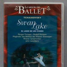 Vídeos y DVD Musicales: DVD. EL LAGO DE LOS CISNES. TCHAIKOVSKY. Lote 285317538