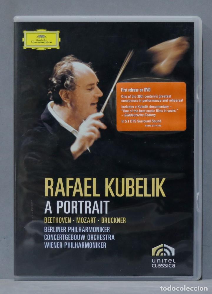 DVD. KUBELIK. A PORTRAIT (Música - Videos y DVD Musicales)