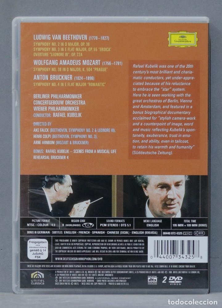 Vídeos y DVD Musicales: DVD. KUBELIK. A PORTRAIT - Foto 2 - 285618528