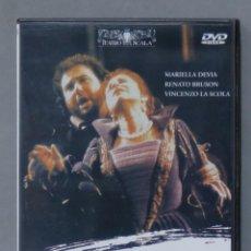 Vídeos y DVD Musicales: DVD. DONIZETTI. LUCIA DI LAMMERMOOR. STEFANO RANZANI. Lote 285683523
