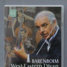 Vídeos y DVD Musicales: DVD. BARENBOIM. WEST-EASTERN DIVAN. LIVE FROM THE ALHAMBRA. Lote 285683648