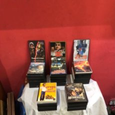 Vídeos y DVD Musicales: LOTE DE 50 CD PELÍCULA DVD VÍDEO ORIGINALES . . VER FOTOS. Lote 286404678