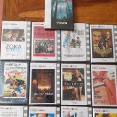 Vídeos y DVD Musicales: LOTE DVD PUBLICO ( CINE ALTERNATIVO ) SIN DESEMBALAR NUEVOS. Lote 286789683