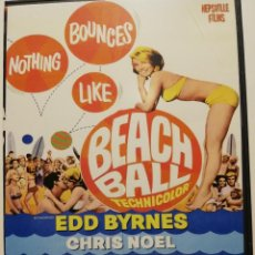 Vídeos y DVD Musicales: DVD, ROCK´N'ROLL, SOUL, DOO WOP, BEACH BALL (1965). Lote 288161068