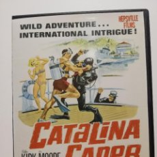 Vídeos y DVD Musicales: DVD, ROCK´N'ROLL, SOUL, DOO WOP, CATALINA CAPER (1967) LITTLE RICHARD, THE CASCADES ETC.... Lote 288161373