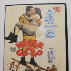 Vídeos y DVD Musicales: DVD, ROCK´N'ROLL, SOUL, DOO WOP, WINTER A GO GO (1965) THE REFLECTIONS. Lote 288163288