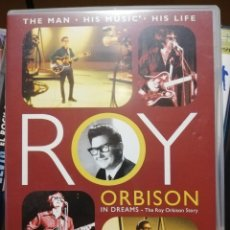 "Vídeos y DVD Musicales: DVD, DOCUMENTAL ROY ORBISON ""IN DREAMS - THE ROY ORBISON STORY"". Lote 288164583"