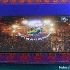 Vídeos y DVD Musicales: LOS Nº 1 DE 40 EN CONCIERTO DVD DOBLE EDICIÓN LIMITADA. 2006.. Lote 288167103