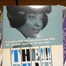 Vídeos y DVD Musicales: DVD, SOUL, R&B.... THE BEAT VOL. 4 BEAR FAMILY (FREDDIE KING, LOUIS JORDAN ETC..). Lote 288170253