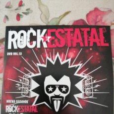 Vídeos y DVD Musicales: DVD ROCK ESTATAL 13 114 GRUPOS ROCK PUNK METAL. Lote 288199283
