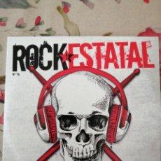 Vídeos y DVD Musicales: DVD ROCK ESTATAL 16 73 GRUPOS ROCK PUNK METAL. Lote 288199468
