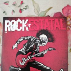 Vídeos y DVD Musicales: DVD ROCK ESTATAL 18 74 GRUPOS ROCK PUNK METAL. Lote 288199598