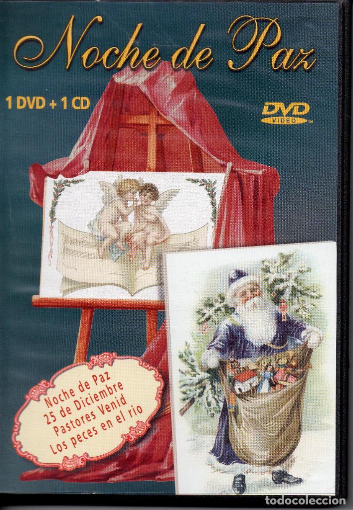 NOCHE DE PAZ-- DVD+CD (Música - Videos y DVD Musicales)