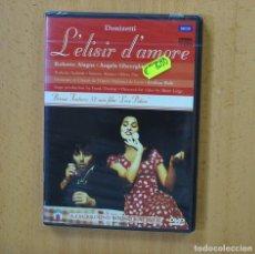 Vídeos y DVD Musicales: VARIOS - L ELISIR D AMORE - DVD. Lote 288887498