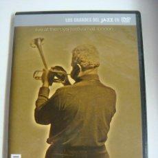 Vídeos y DVD Musicales: D.V.D DE LOS GRANDES DEL JAZZ DIZZY GILLESPIE (&). Lote 294502618