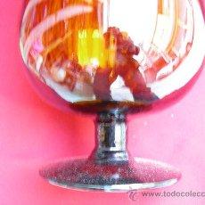 Vintage: HERMOSO CENTRO CON FORMA DE COPA. Lote 16422077
