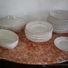 Vintage - vajilla de porcelana antigua - 17527929
