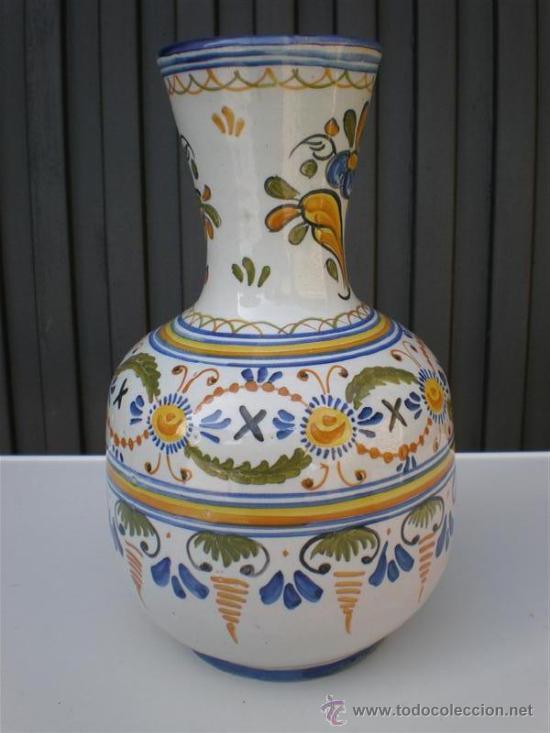 Jarron de ceramica talavera comprar jarrones y floreros - Jarrones de ceramica ...