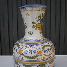 Vintage: JARRON DE CERAMICA TALAVERA. Lote 156596366