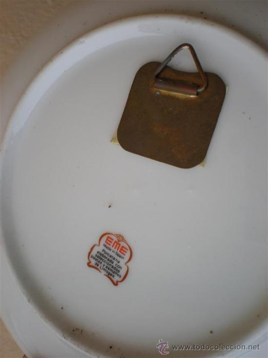Vintage: 2 platos de porcelanas de perros Limoges - Foto 4 - 17554311