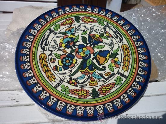 Platos de cer mica israeli comprar porcelana y cer mica - Platos de ceramica ...