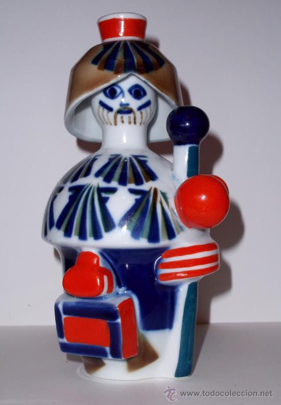 Cer mica de sargadelos figura de peregrino comprar - Ceramica de sargadelos ...