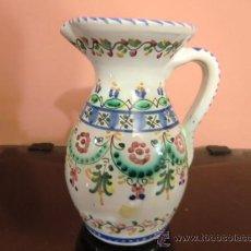 Vintage: PRECIOSA JARRA CON BELLOS COLORES. Lote 25682590