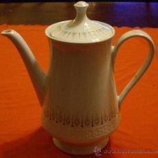 Vintage: CAFETERA DE PORCELANA TOGNANA. Lote 27273878