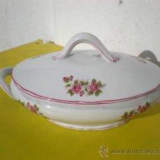Vintage: SOPERA PORCELANA VISTAALEGRE. Lote 24492140