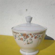 Vintage: AZUCARERO PORCELANA. Lote 24493086