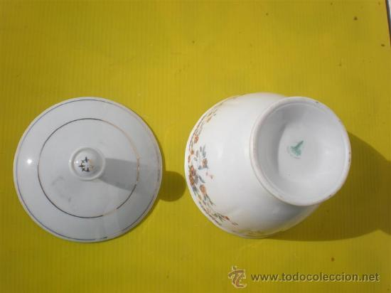 Vintage: azucarero porcelana - Foto 3 - 24493086